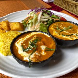 ランチ(インド家庭料理 ラニ (RAANi))