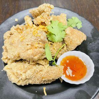 タイ風唐揚げ(マンゴツリーカフェ 上野)