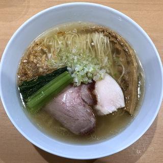 塩らぁ麺(らぁ麺すぎ本)