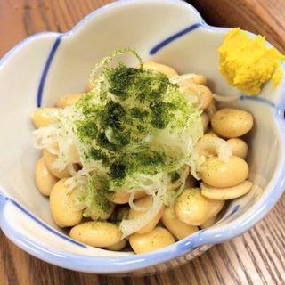 味噌豆(志婦や (しぶや))