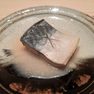 愛媛産真鯖味噌煮