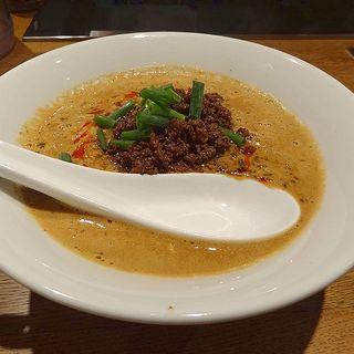 坦々麺(坦々麺 青藍)