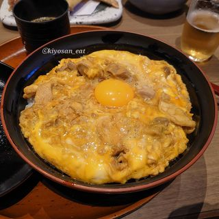 名古屋コーチン親子丼