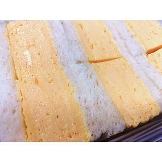 だし巻き玉子サンド(美味旬彩かわ瀬 )