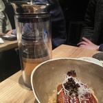 鰻の珈琲茶漬け