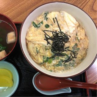 玉子丼(力餅食堂 寺田町店 )