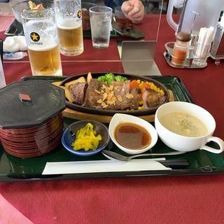 牛ロースステーキ(大神戸ゴルフ倶楽部 レストラン)