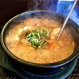 スン豆腐(ホルモン)
