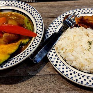 キッズカレー(Rojiura Curry SAMURAI.(路地裏カリィ侍.)  )