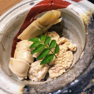 鯛の子煮付け(いまふく )