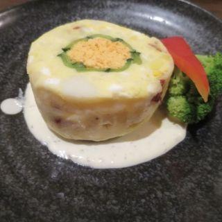 ポテトサラダ(山葵)
