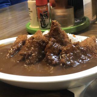 カツカレー(洋食の店 自由軒 (ようしょくのみせ・じゆうけん))