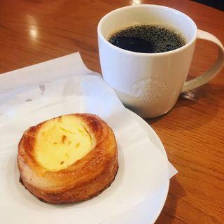 クリームチーズデニッシュ(スターバックスコーヒー アコルデ代々木上原店 )