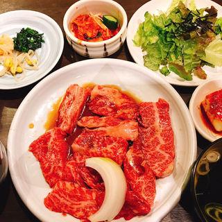 ランチ定食(焼肉酒房燔家 )