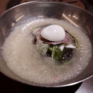 葛冷麺(焼肉 冷麺 ユッチャン。)