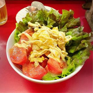 鬼亭サラダ(鬼亭 (おにてい))