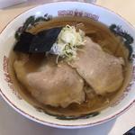 細いちぢれ中華そば(久太)