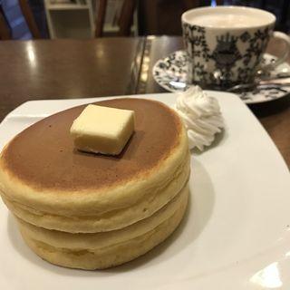 ホットケーキ(自家焙煎珈琲庵 )