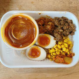 がっつり☆ギャラクシー(Tokyo Mix Curry 根津本店)