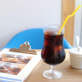 水出しアイスコーヒー(つばめパン&Milk)