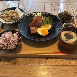 沖縄ごはん定食