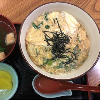 玉子丼(力餅食堂 )