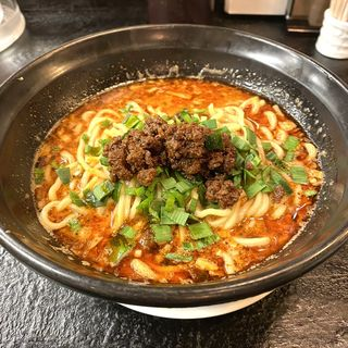 担々麺(虎穴)