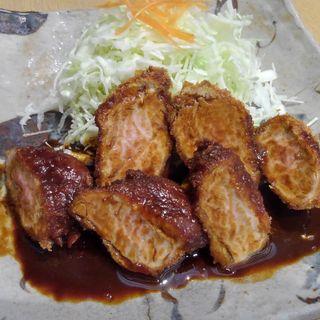 ひれかつ丼(矢場とん 矢場町本店 (やばとん))