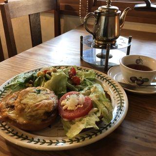 Cランチ(北山紅茶館 (キタヤマコウチャカン))
