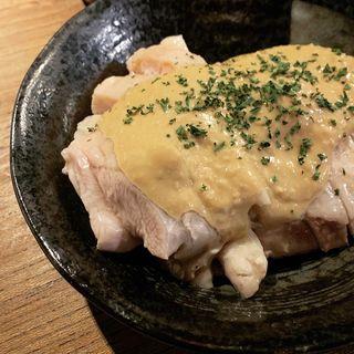 阿波尾鶏の棒棒鶏(かがやき)