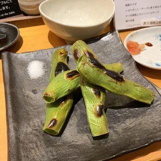 そら豆焼き(TAIZUSHI (タイズシ 【旧店名】すしの利行))