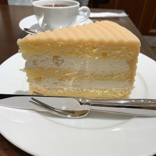 マロンケーキ(HARBS コレド日本橋店)