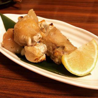 豚足塩焼き(居酒屋 とみ )