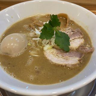 鶏白湯SOBA(麺屋 Smile)