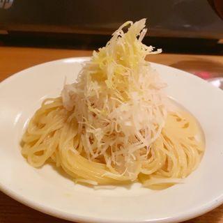 新生姜のカッペリーニ(Saborami)
