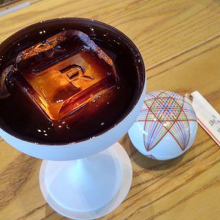 サクラキャスクコーヒー(スターバックスリザーブロースタリー東京)