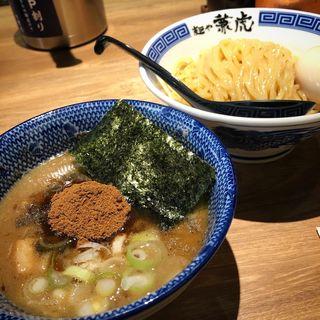 味玉濃厚つけ麺(兼虎 博多デイトス店)