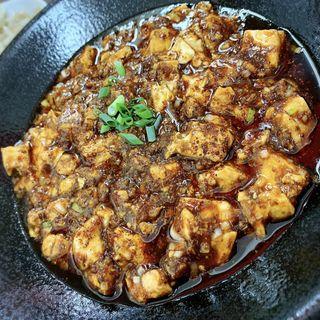 陳麻婆豆腐定食(とだや)