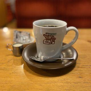 ホットコーヒー(たっぷりサイズ)
