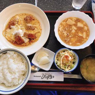 A 日替わりランチ(平日限定月~金)(ステーキ&シチュー レストラン ハーバー )