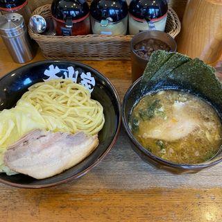 とき卵キャベツつけ麺