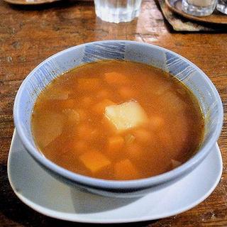 シャマイムスープ(シャマイム )
