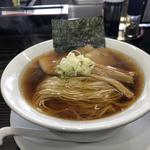 醤油らぁ麺
