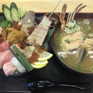 うまい丼(野口鮮魚店 (ノグチセンギョテン))