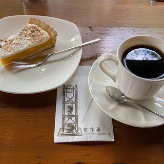 ケーキセット(旦念亭 (たんねんてい))