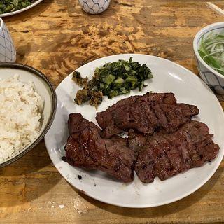 牛たん定食 C (6枚)(旨味太助 (うまみたすけ))