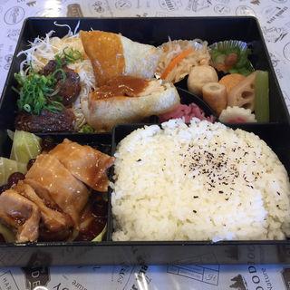 日替わり洋食弁当