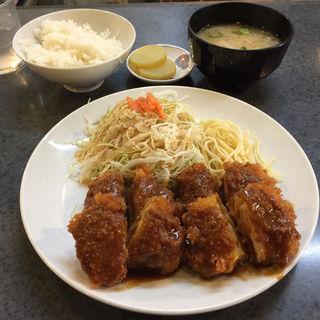チキンカツ(待久寿 )
