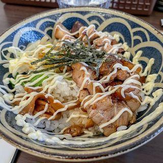 チャーシュー丼(ミニ)