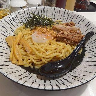 油そば(麺匠 一号艇)